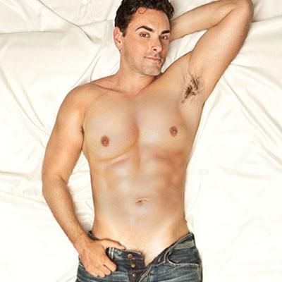 充气男人-LEGGY-Ryan Driller 莱昂·卓乐 枕边充气男神(都说好的 充气娃娃就应该这么漂亮)