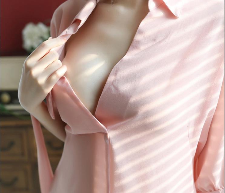 性感裙装-霏慕-睡裙夏季薄款透明性感睡衣火辣诱惑老公裙
